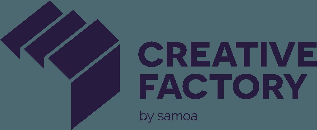Logo Creative Factory by Samoa