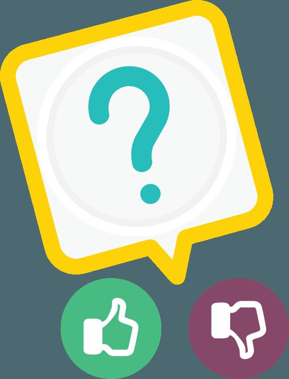 Des questions pour mieux te connaitre
