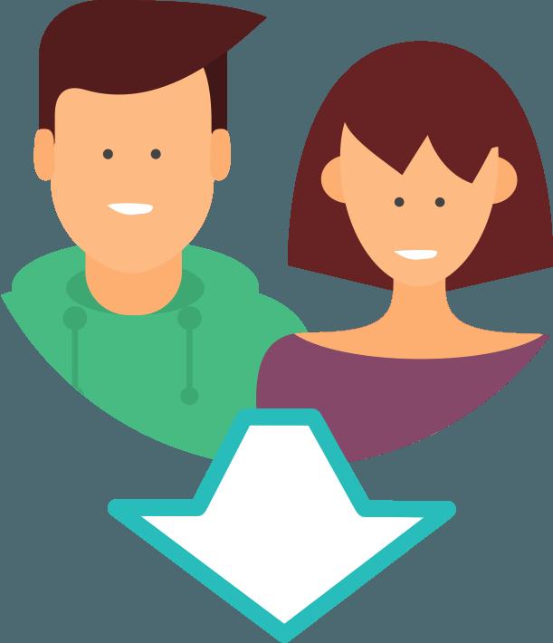 Des réponses positives et constructives de tes proches