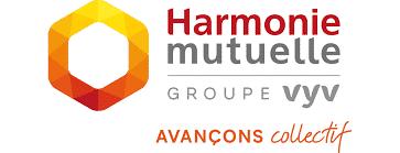 logo client entreprise partenaire Harmonie Mutuelle